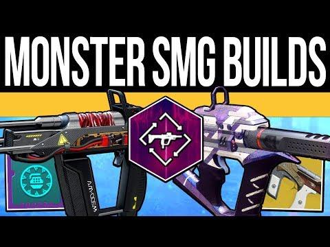 Destiny 2 | SMG's Are INSANE Right Now! - Unmissable Weapons & Crazy Powerful Builds! (Shadowkeep)