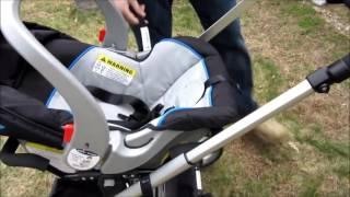 Baby Trend Go-Lite Snap N Grow Stroller HONEST Review 2016