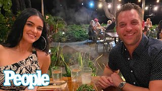 Bachelor in Paradise's Raven Gates & Adam Gottschalk Share Romantic Hawaii Honeymoon Photos | PEOPLE