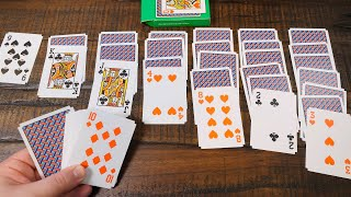 Physical Deck Of Microsoft Windows Solitaire Cards