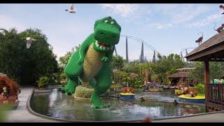 LEGOLAND® California Resort Awesome Awaits TV Ad Animated Lego® Theme Park Commercial