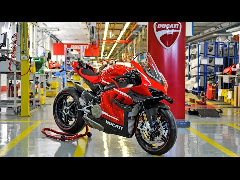 2021 Ducati Panigale V4 Superleggera in West Allis, Wisconsin - Video 5