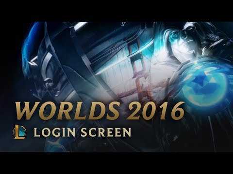2016 World Championship | Login Screen - League of Legends