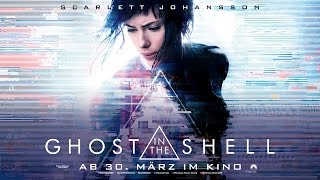 Ghost in the Shell Film Trailer