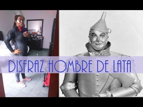 DISFRAZ DEL HOMBRE DE LATA  || ASTRIDG♛