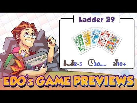 Edo's Ladder 29 Review