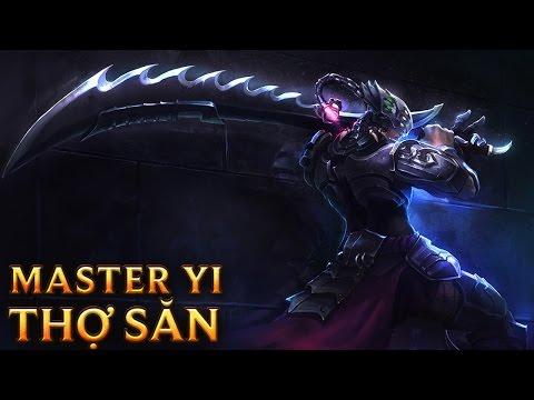 Master Yi Người Tuyết - Snow Man Yi - Liên minh huyền thoại | 20GG