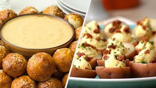 Five Make-Ahead Holiday Party Snacks •Tasty