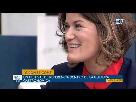 GijónSeCome 2018 en 'Pasa la tarde' (TPA)