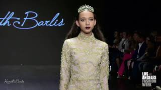 Kenneth Barlis at Los Angeles Fashion Week powered by Art Hearts Fashion LAFW
