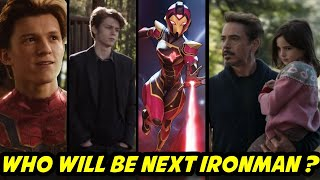 Who will be Next IronMan ?   Captain B2