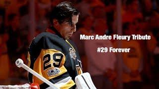 Merci Flower   Marc Andre Fleury Tribute
