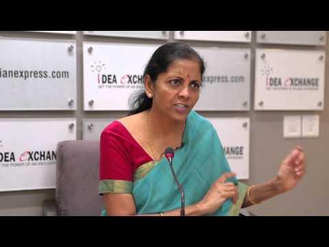 Meat Ban: Union Minister & Senior BJP Leader Nirmala Sitharaman Reacts
