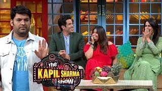 The Kapil Sharma Show: Ekta Kapoor, Mallika Sherawat, Tusshar Kapoor Promote their Horror Web Series