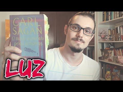 #55 LUZ - O MUNDO ASSOMBRADO PELOS DEMÔNIOS (CARL SAGAN) | Mickael Barbieri