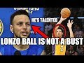 Download Youtube: Why NBA Stars KNOW Lonzo Ball Is NOT a BUST
