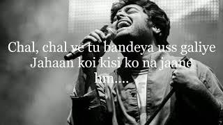 Bandeya song lyrics|Dil Juunglee movie|Arijit Singh|Shaarib