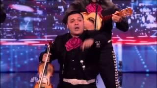 America's Got Talent 2013- Mariachi band