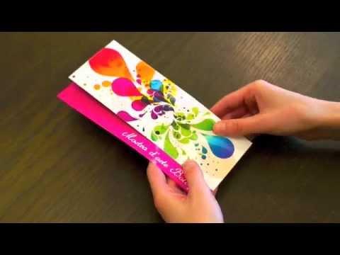 Creare depliant originali pieghevoli 3 ante a soffietto » My Brochure