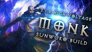 Best 2.1.2 Monk Build & Gear: High Voltage Monkey King - Diablo 3 Reaper of Souls Guide
