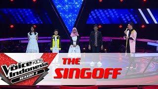 Coach Tulus Memilih... | Sing Off | The Voice Kids Indonesia Season 2 GTV 2017