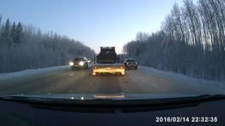 ДТП 15.12.2016 Ханты-Мансийск 936 км.