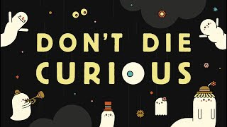 Tom Rosenthal Dont Die Curious Official Lyric Video