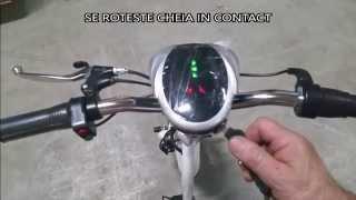 Instructiuni Montaj - Tricicleta Electrica ZT-16