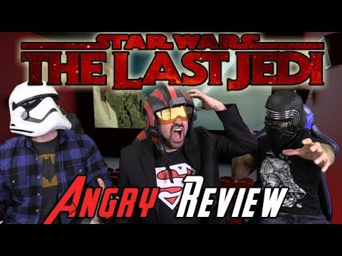 Star Wars The Last Jedi Angry Movie Review - [NO SPOILERS!]