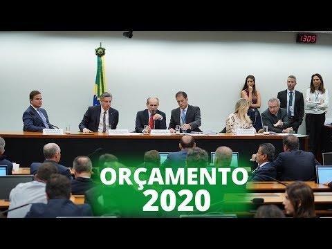 CMO aprova orçamento de R$ 2,8 tri para 2020 - 17/12/19