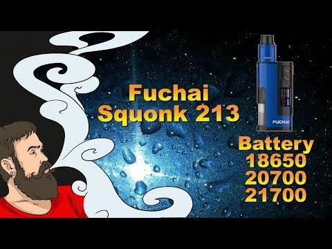Sigelei Fuchai Squonk 213W