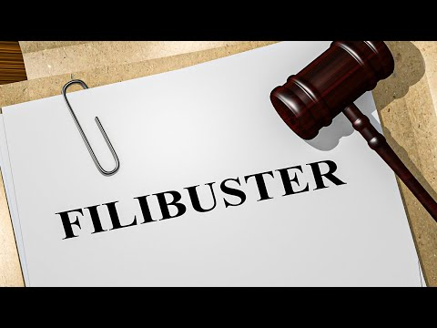 EVERYTHING You Need To Know About The Filibuster