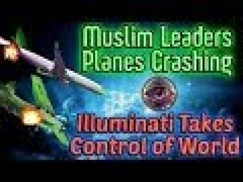 Terhempasnya kapal terbang pemimpin sebahagian rancangan kuasa jahat