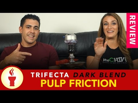 Trifecta Dark Blend Pulp Friction Shisha Review