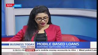 Mobile based loans : Kenyans switching to M-loans