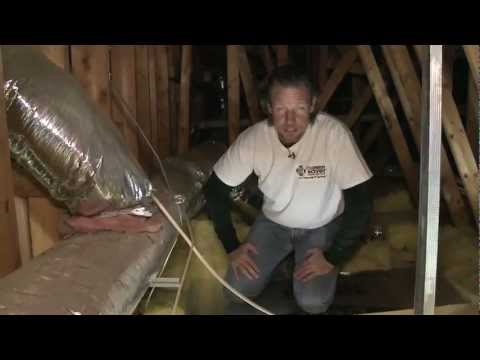 Insulating Multi-Level Attics