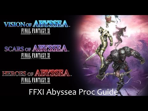 FFXI Returning Players Guide: Abyssea Procs Mp3