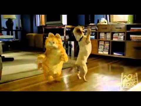 Garfield Movie Trailer