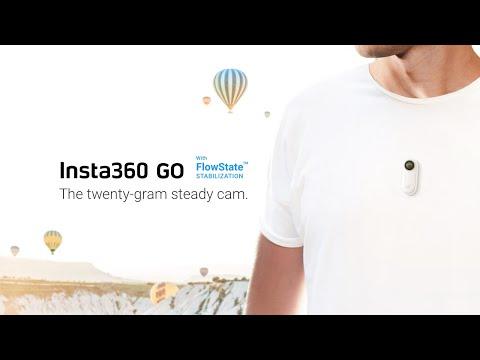 Insta360 GO (25p, Full HD)