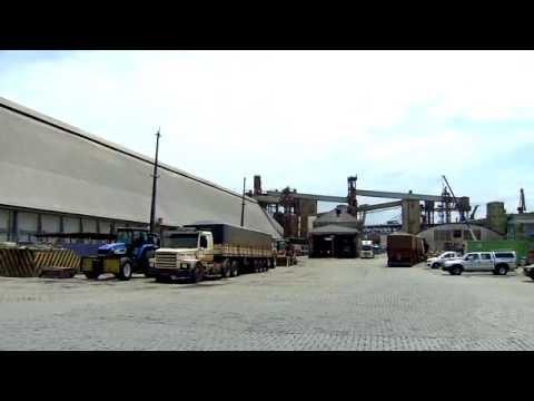 Conheça um pouco mais o Terminal da ADM no Porto de Santos
