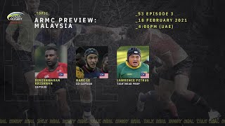 Asia Rugby Live S3 Episode 3