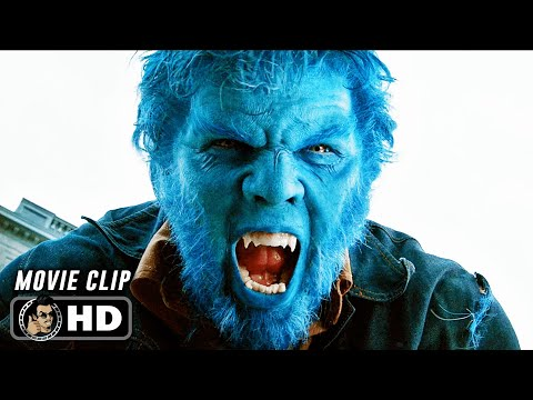 X-MEN: DAYS OF FUTURE PAST Clip -