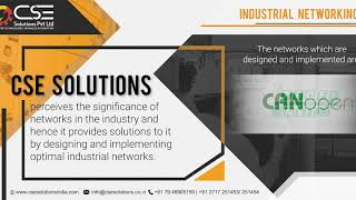 Industrial Networking – CSE Solutions