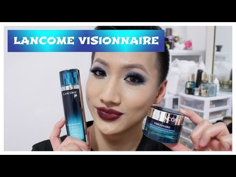 PERFECT SKIN with Lancome Visionnaire [REVIEW]