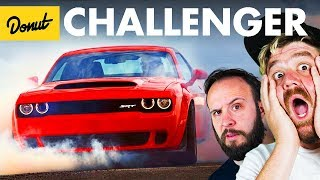 DODGE CHALLENGER - Everything You Need to Know | Up to Speed