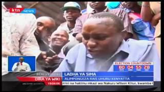 Charles Ndirangu aleta raha katika eneo ya Karatina-Nyeri baada ya bei ya unga kupunguzwa