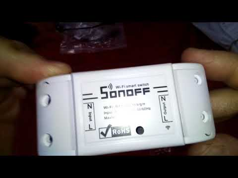 SONOFF® DIY Wi-Fi Wireless Switch For Smart Home With ABS Shell Mobile APP