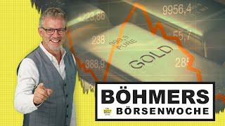 Gold und Silber steigen trotz Krise