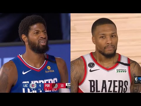 NBA Highlights Today 2020 | Clippers vs Trail Blazers | NBA Restart 2020