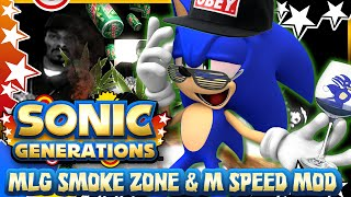 Sonic EXE Generations - Chapter 1 (2K 60FPS) - Mod Mondays